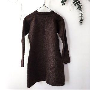 Girls XS Jacob Wool Dress